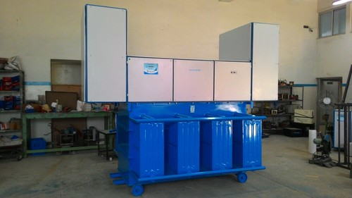 Servo Controlled Voltage Stabilizers in  Peenya Second Stage