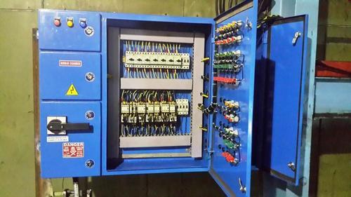 7 DOL Motor Starter Panel in  Kumaran Nagar