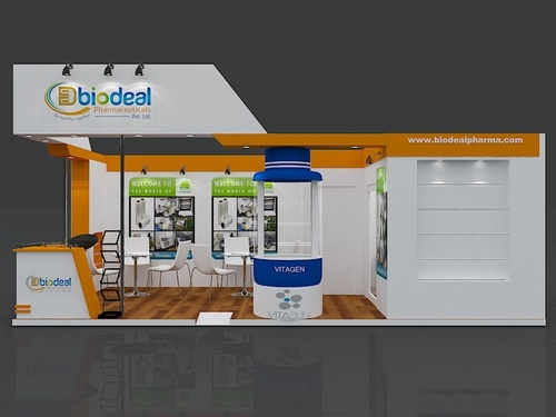 Professional Exhibition Stall Designing Services
