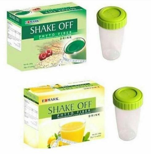 Edmark Shake Off Phyto Fiber Health Drink