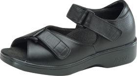 Diabetes Footwear- Aetrexambulator Conformdiabetic Sandal