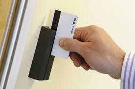 Corporate Magnetic Card Reader