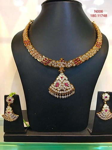 Impone Necklace Set in   Main Road