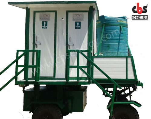 Mobile Bio Toilet in  Patparganj