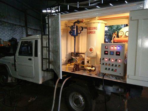 Transformer Oil Filtration Pickupmounted Machine
