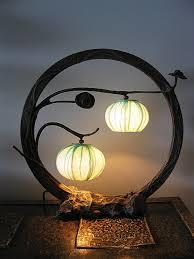 Designer Metal Table Piece Lamp
