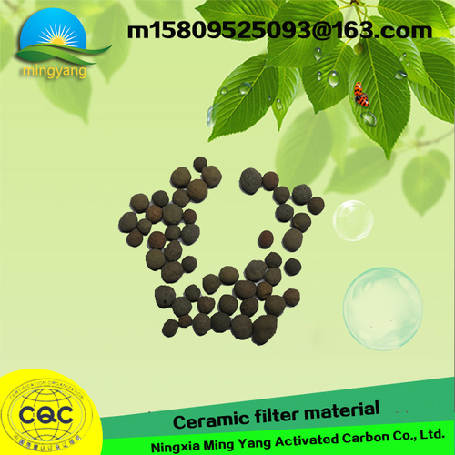 Ceramic Filter Material in   Pingluo