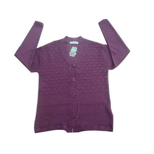 Children Short Cardigan