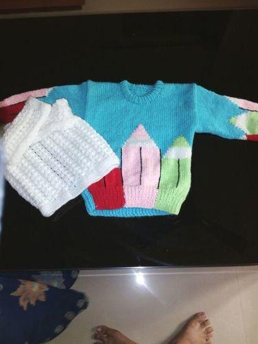 Kids Winter Sweater