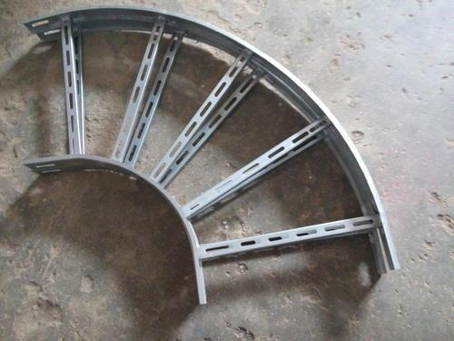GI Cable Tray Horizontal Bend