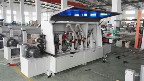 Automatic Edge Banding Machine in   Licang District