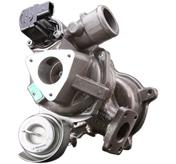 Gasoline Turbocharger