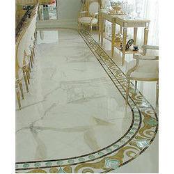 Inlay Floor Marble