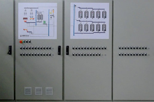 Control Systems in  Osb 2.Cd. No:18