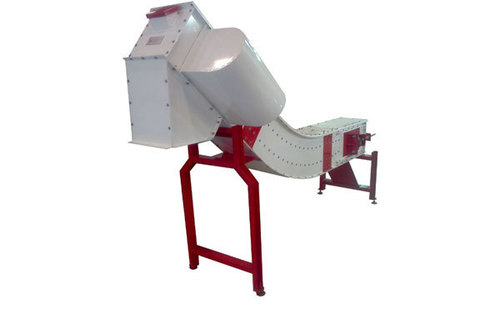 Inclined Chain Conveyor in  Osb 2.Cd. No:18