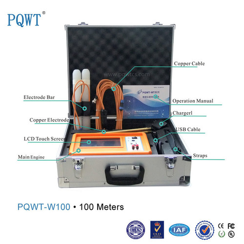 PQWT-W100 Underground Water Detector in   Kaifu District