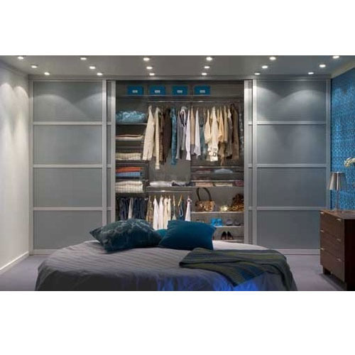 Sliding Glass Door Wardrobe