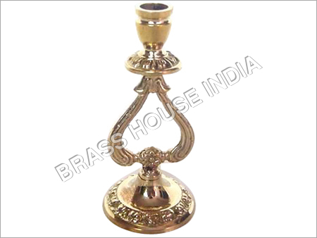 Brass Candle Stand in  Gandhi Nagar