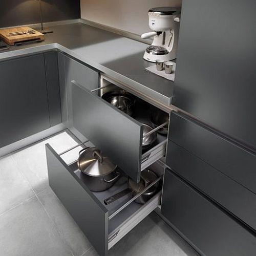 Modular Kitchen Basket In Opp. Janta Dairy, Rajkot | H. D. ... Modular
