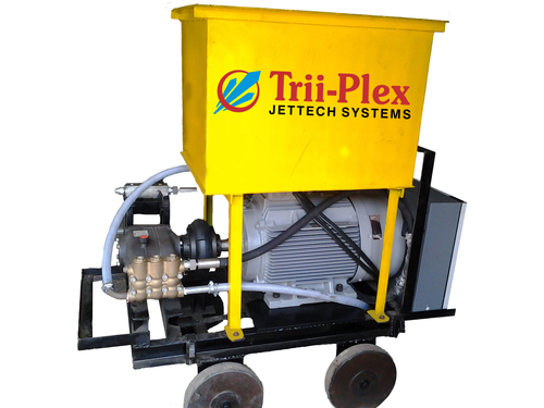 Triplex Reciprocating Pump