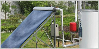 Solar Industrial Water Heater