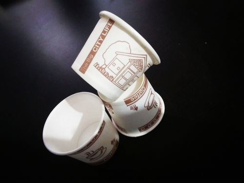 65ml Disposable Paper Tea Cup