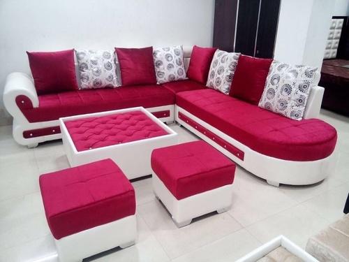 L Shape Sofa Set In New Delhi Delhi Standard Furnishers