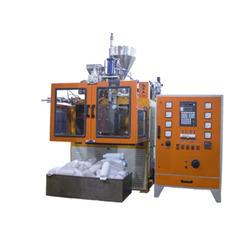 View Strip Blow Molding Machine