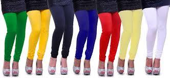 Cotton Leggings in  Vishwas Park