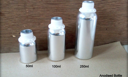 Aluminium Bottles For Anodised