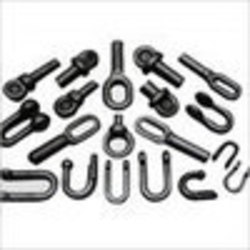 Fine Finish Forged Shackles