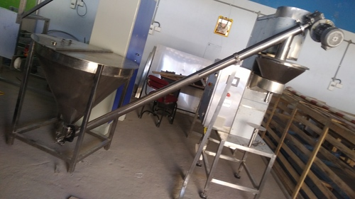 Semi Automatic Dump Yard Powder Filling Machines in  New Area