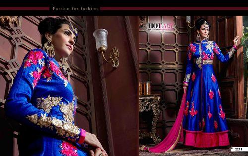 Designer Party Wear Anarkali Salwar Kameez
