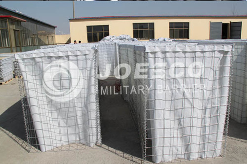 Military Vehicle Barriers
