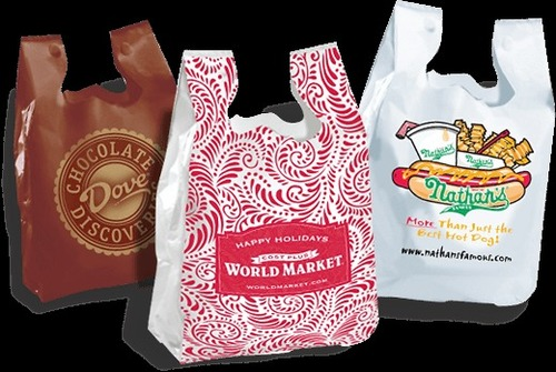 Printed Plastic Bags