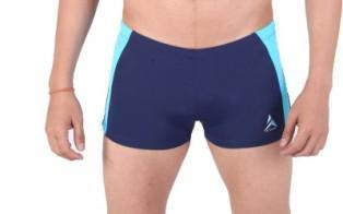 Mens Excellent Finish Swimming Shorts