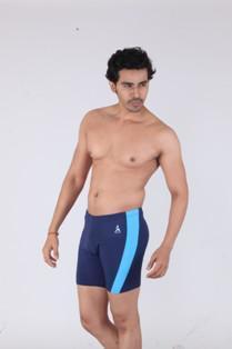 Mens Lustrous Shine Swimming Shorts