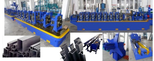 Steel Pipes Making Machine