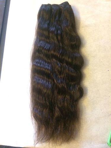 Temple Virgin Wavy Hair in  Phase-Ii