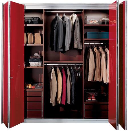 Customized Wardrobes