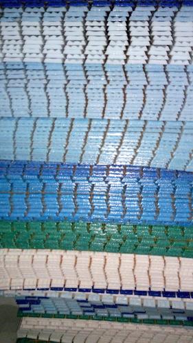 Glossy Finish Glass Tiles