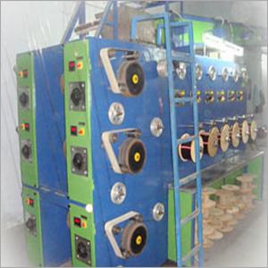 Vertical Enamelling Machine