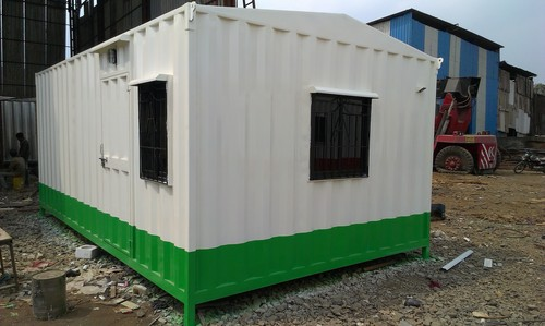 Gi Prefab House Cabins in  New Area