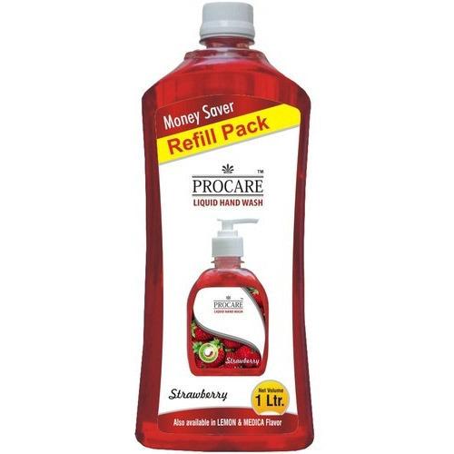 Herbal Liquid Hand Washes