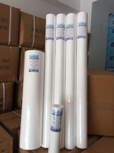 Industrial And Domestic Spun Filter Cartridge