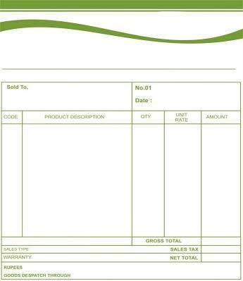 Invoice Book in  Khushkhera Indl. Area