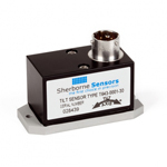 T640 Series DC-Operated Tilt Sensor With Unfiltered And Low Pass Filter Outputs