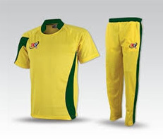 Australia Cricket Uniforms