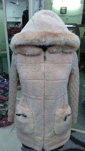 Ladies Hooded Jackets in  Field Ganj