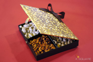 Designer Dry Fruits Packaging Box in  63-Sector
